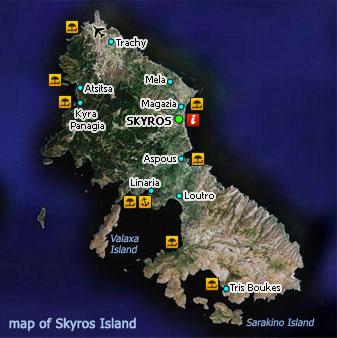 Skyros Sporades